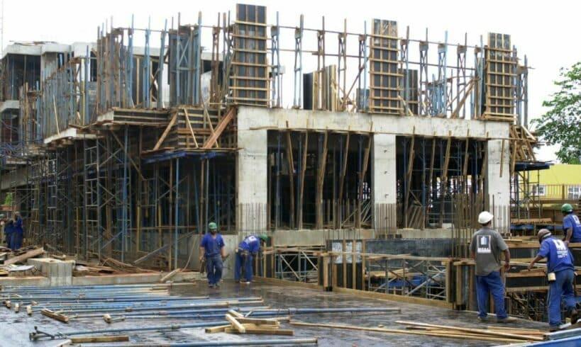 Construção civil - engenharia - vagas de emprego