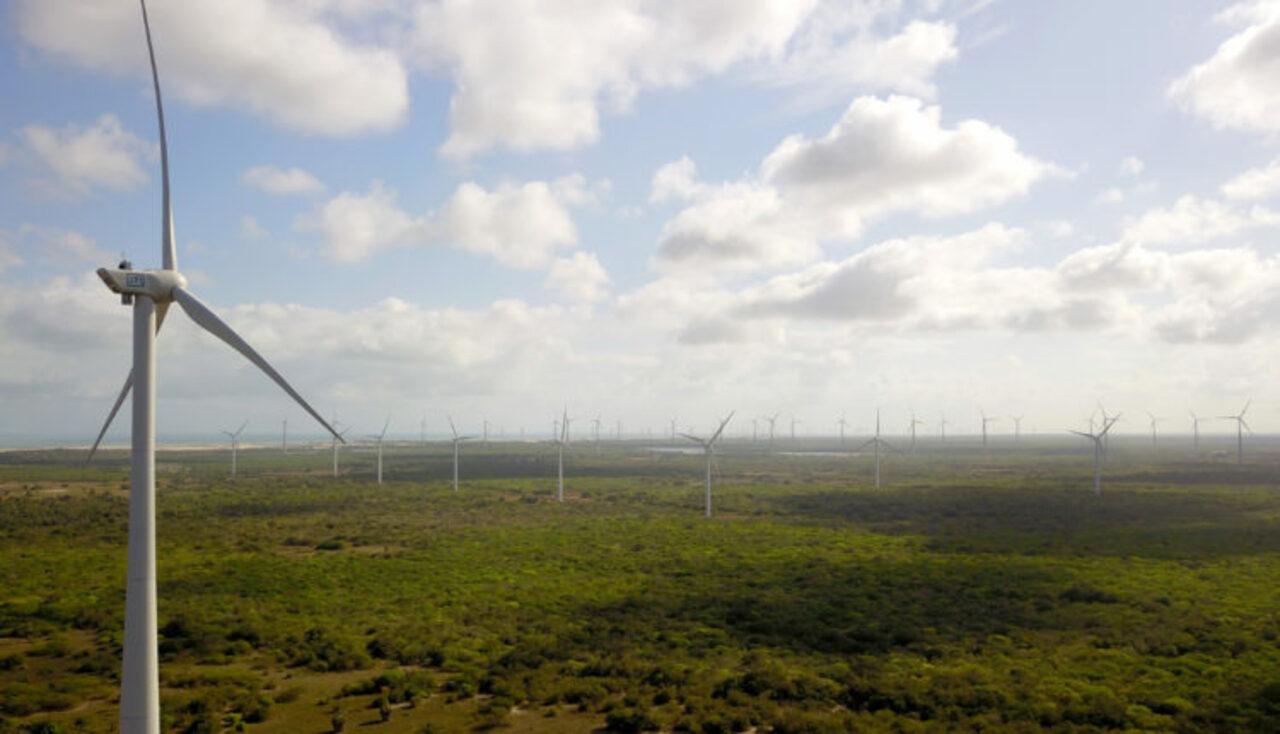 Copel - energia eólica - RN