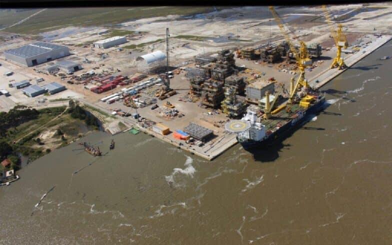 EBR construção naval vagas de emprego