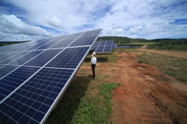 EDP Brasil - usina - energia solar