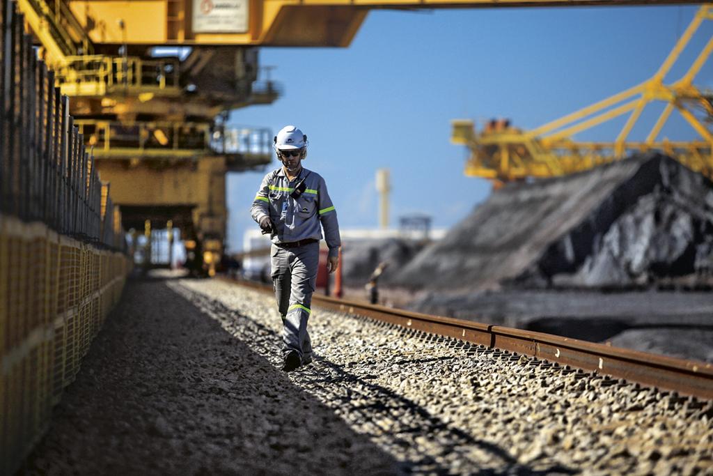Mineração, oportunidade de emprego, emprego