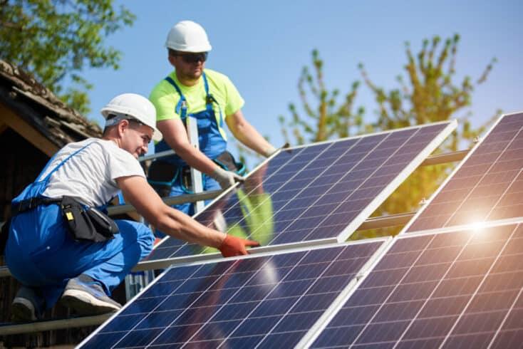 Energia solar, energia, projetos