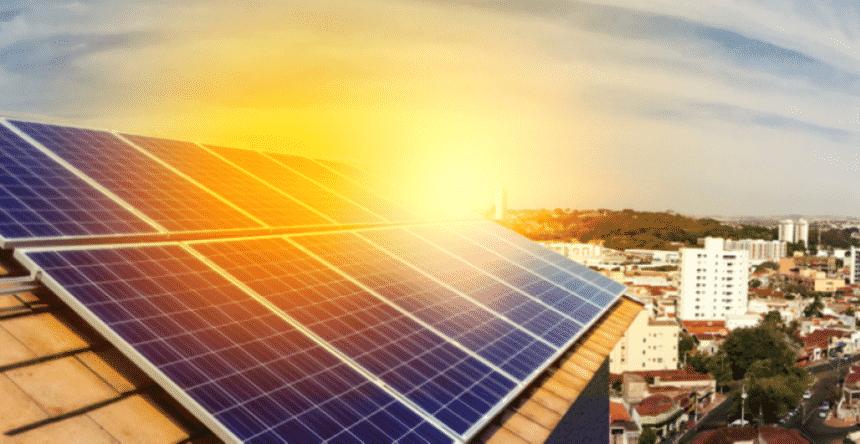 Energia solar equipamentos, energia