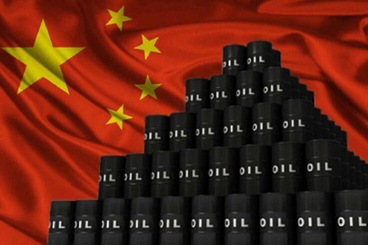 China - Petróleo- América DO sul