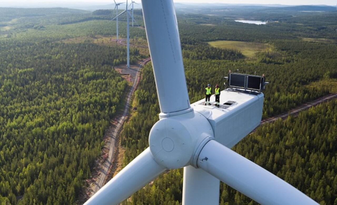 Energia eólica - Nordex - Statkraft