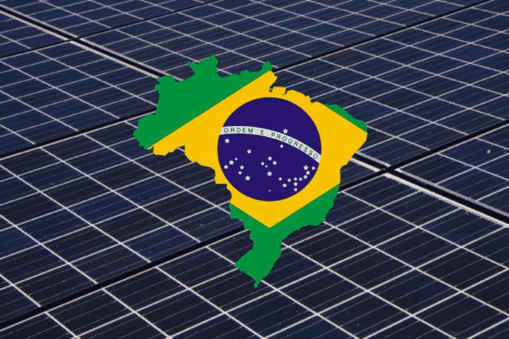 Governo - energia solar - Espirito Santo