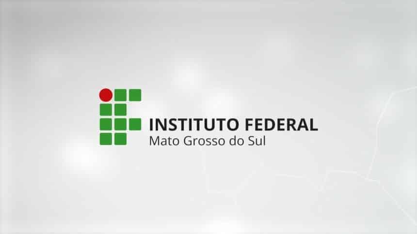 vagas - IFMS - cursos gratuitos