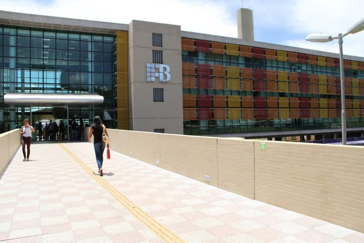 Instituto Federal - curso gratuitos - vagas
