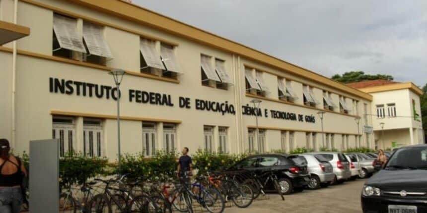 Instituto Federal - vagas - cursos técnicos