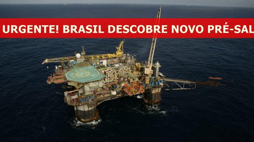PRÉ-SAL - PETRÓLEO - MARANHÃO - BRASIL