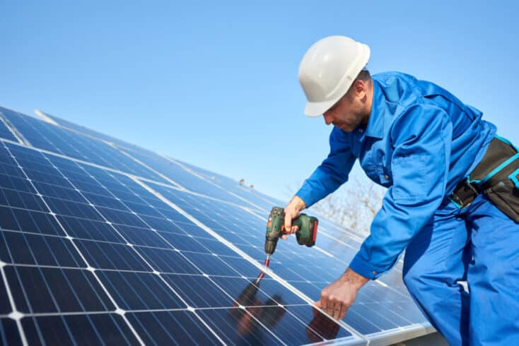 vagas de emprego - energia solar - indústria