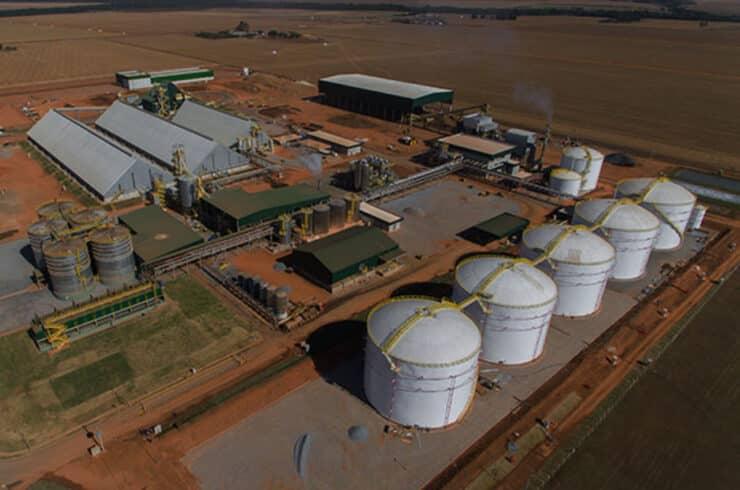 Energia renovável - usinas - biocombustíveis - ANP