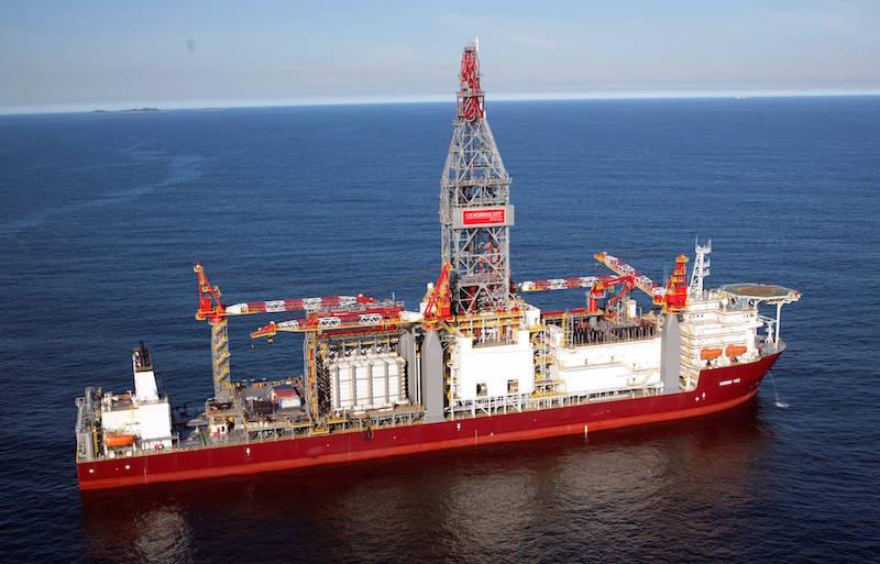 Plataforma, Petrobras, óleo e gás