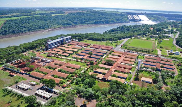 Setor elétrico, MME, Parque Tecnológico, Itaipu