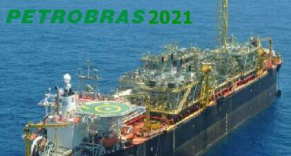 Petrobras 2021 destaques e projetos