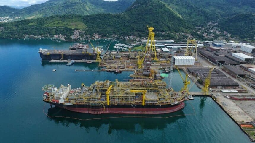 Petrobras - empregos - plataformas