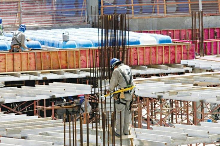 Construção civil - insumos - indústria