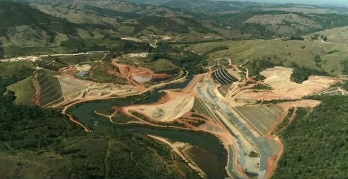 Usina - hidrelétrica - campinas