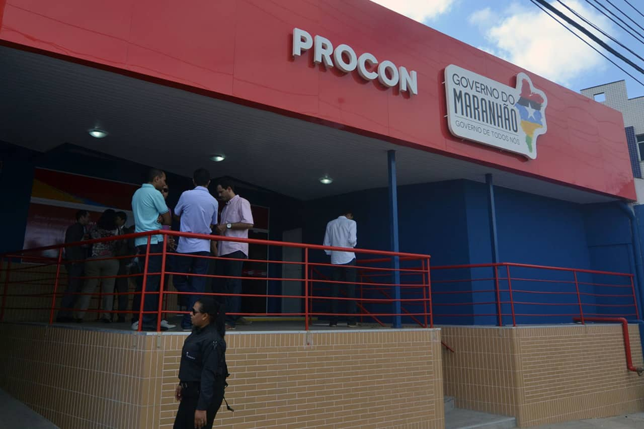 Procon - estágio - Maranhão