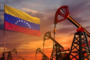 Petróleo, Venezuela, produção