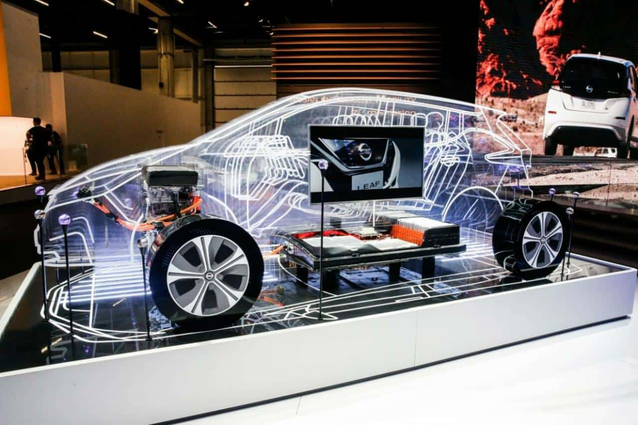 carros elétricos - Tesla - VW