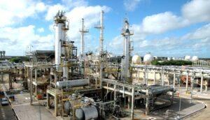 Refinaria, petróleo, Sergipe
