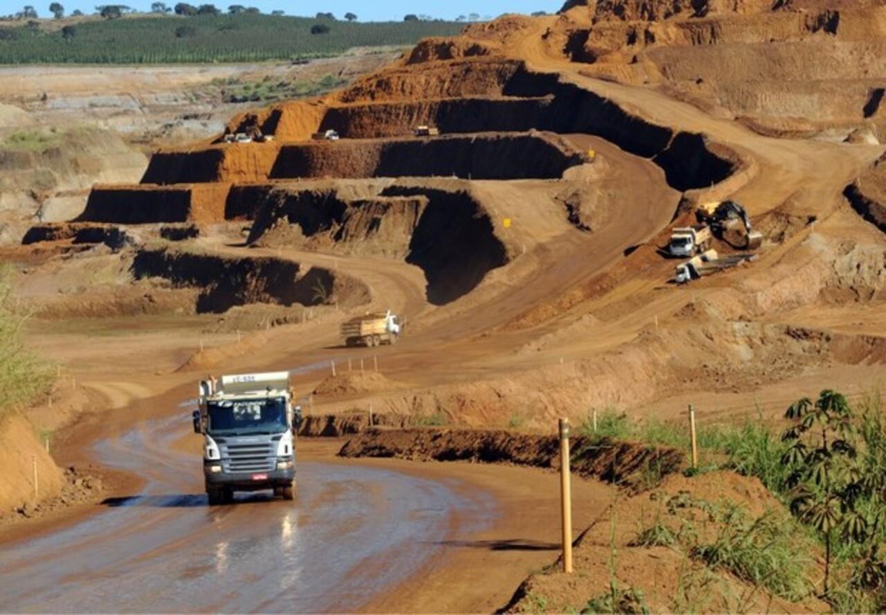 Mineração - Bahia - urânio