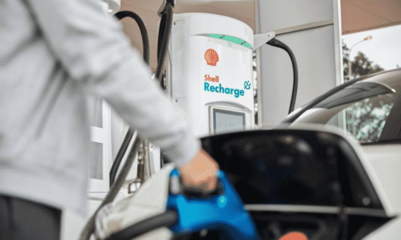 Shell - carros elétricos -contrato