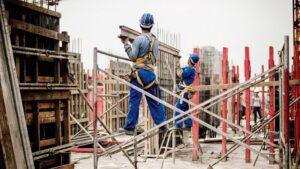 Empregos, construção civil, Rio de Janeiro