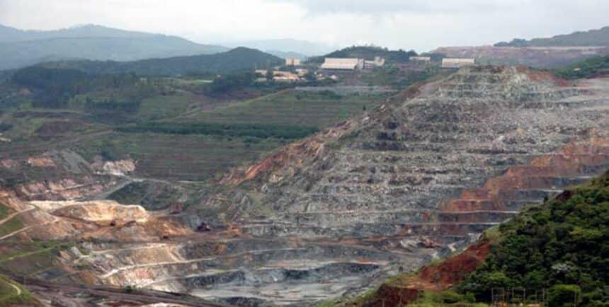 Vale - MG - minério de ferro