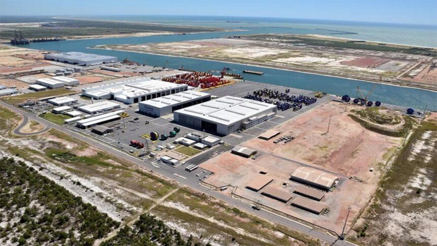 porto do Açu - construção civil - refinaria - oil group