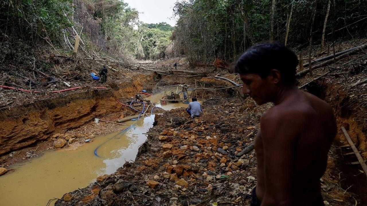 Amazonas - potássio - Pará