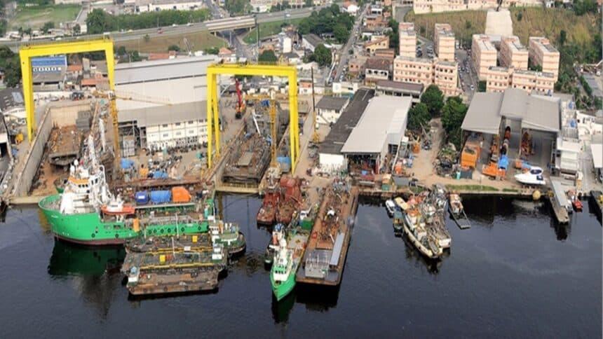 construção e reparo naval - vagas de emprego - rio - bahia