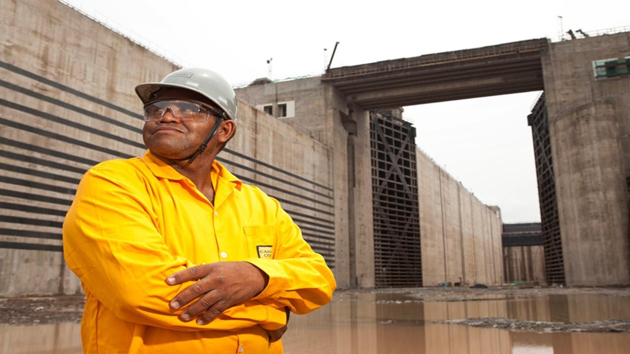 camargo corrêa - construtora - emprego - construção civil - são paulo - santa catarina