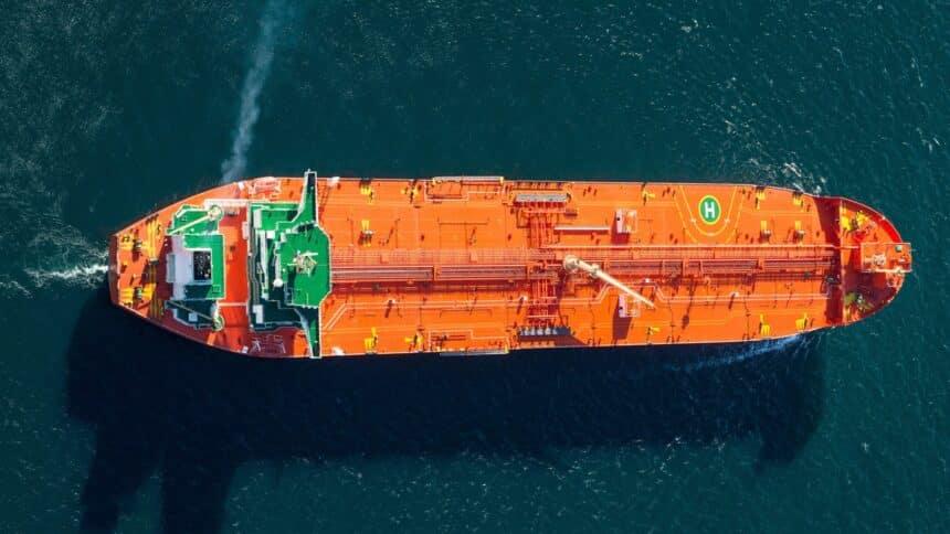 navio tanque - petrobras - pré sal - bacia de santos - eagle