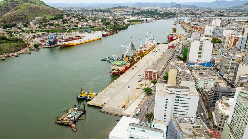 BR - diesel - porto - vitória - espírito santo