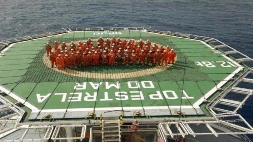 vagas offshore - construção - montagem -