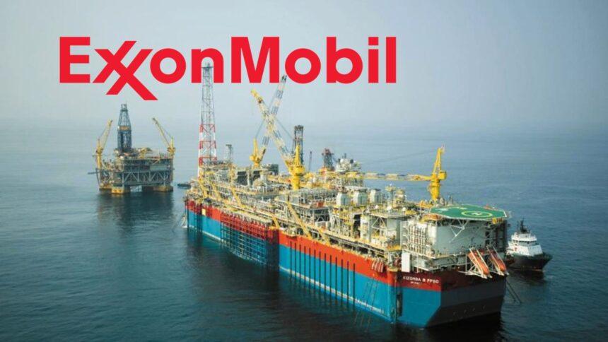 pré-sal - petróleo - ExxonMobil - bacia de campos