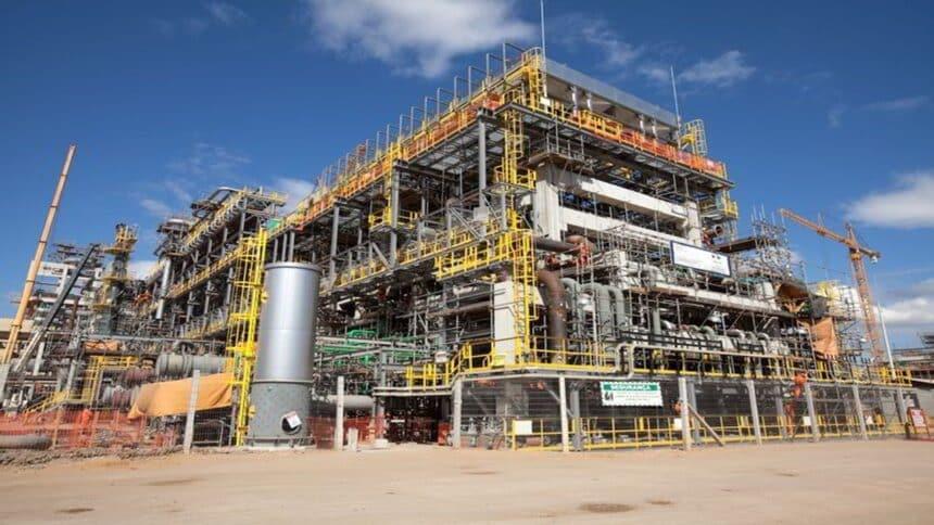 Comperj - Unidade de Processamento de Gás Natural (UPGN) - Forship