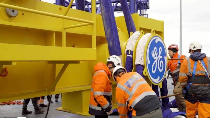 90 vagas de emprego - multinacional General Electric - ensino médio e superior