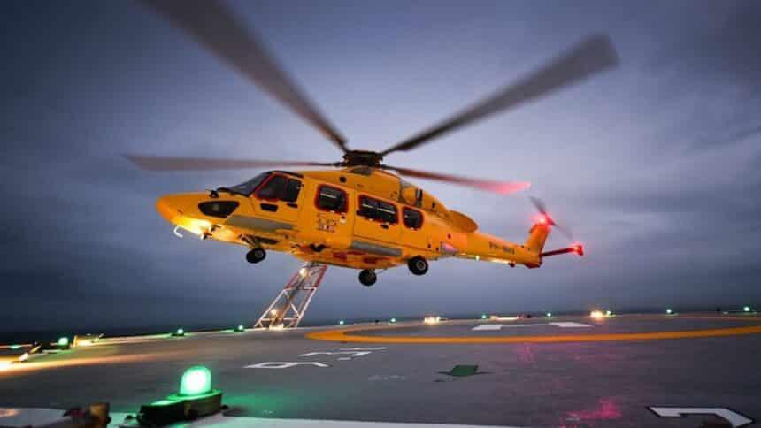 Porto do Açu - São joão da barra - heliporto