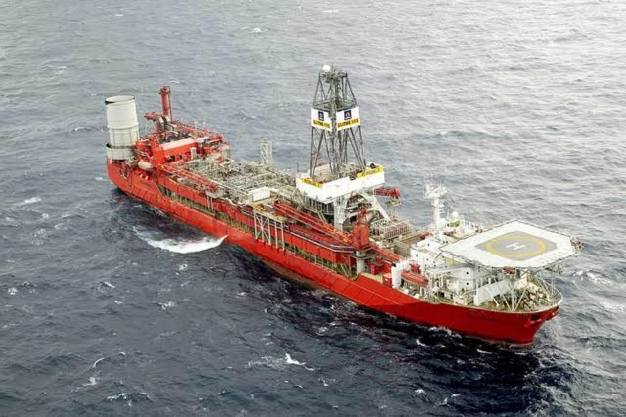 Enauta - FPSO - construção naval