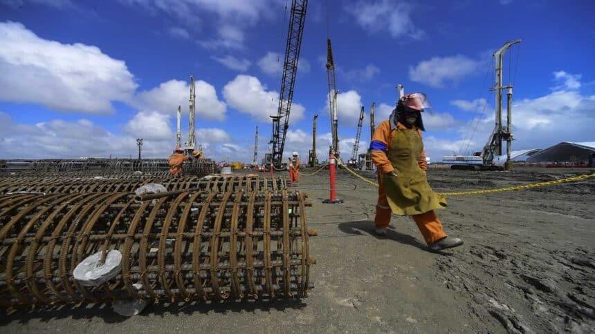 construção civil - emprego - são paulo