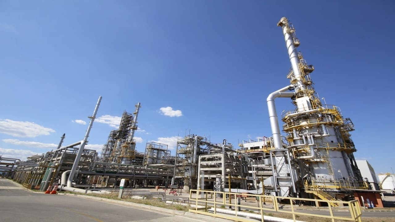 petrobras - diesel - refinaria