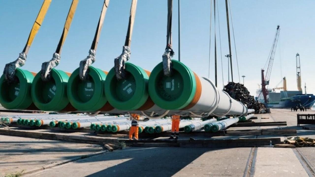 subsea - pré-sal - operadora - tubos