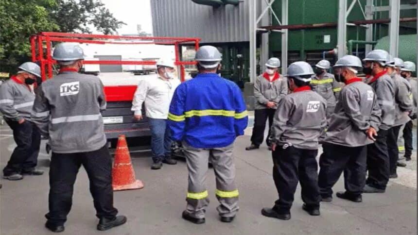 emprego - mecânico - vagas - minas - construção - currículo