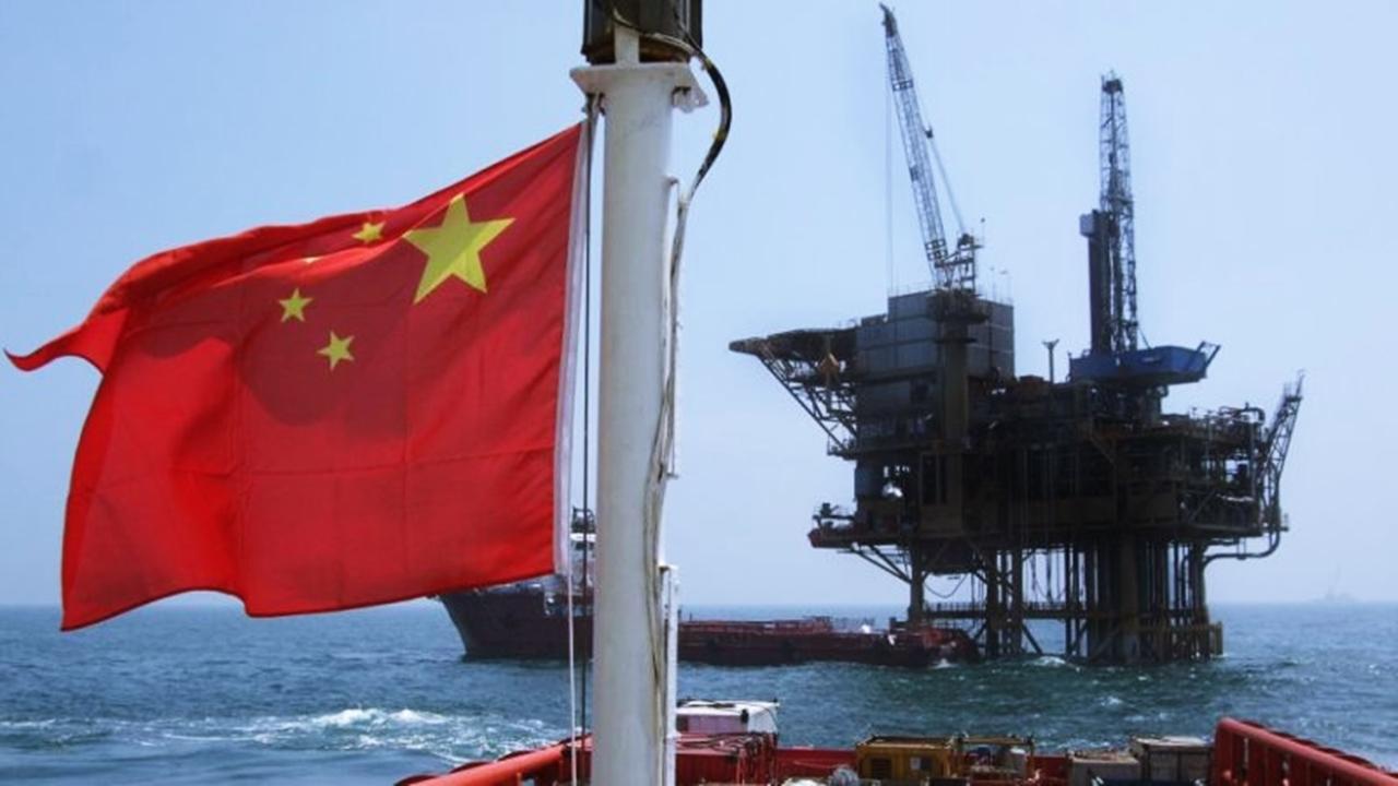 CNOOC - china - petróleo exploração - produção