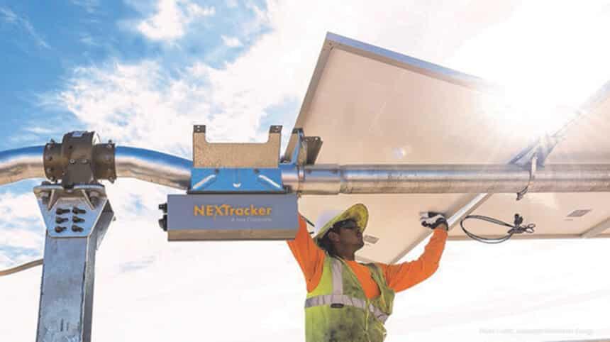 Rastreadores - energia solar - fotovoltaica