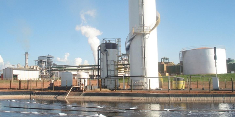 Biogás - Diesel - eletricidade