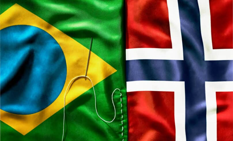 Brasil Noruega Webnar Finep